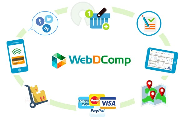 WeDComp WebStores Development