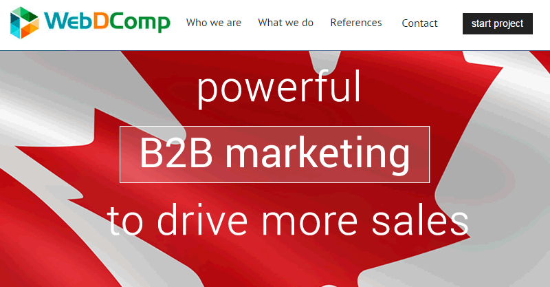 WebDComp Media brings new breed of online marketing to Ontario's B2B companies