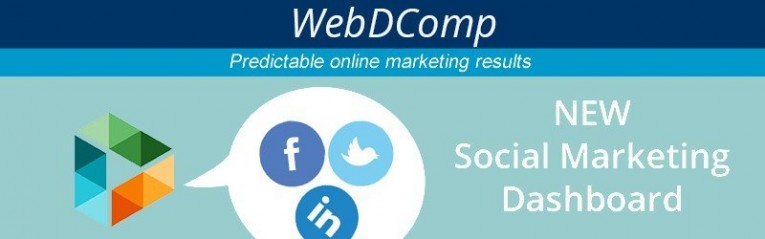 WebDComp unveils new social marketing tools